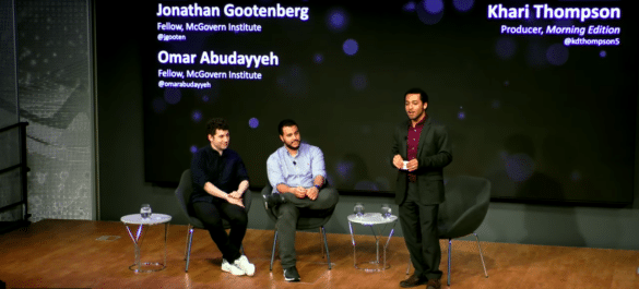 CRISPR Scientists Omar Abudayyeh and Jonathan Gootenberg