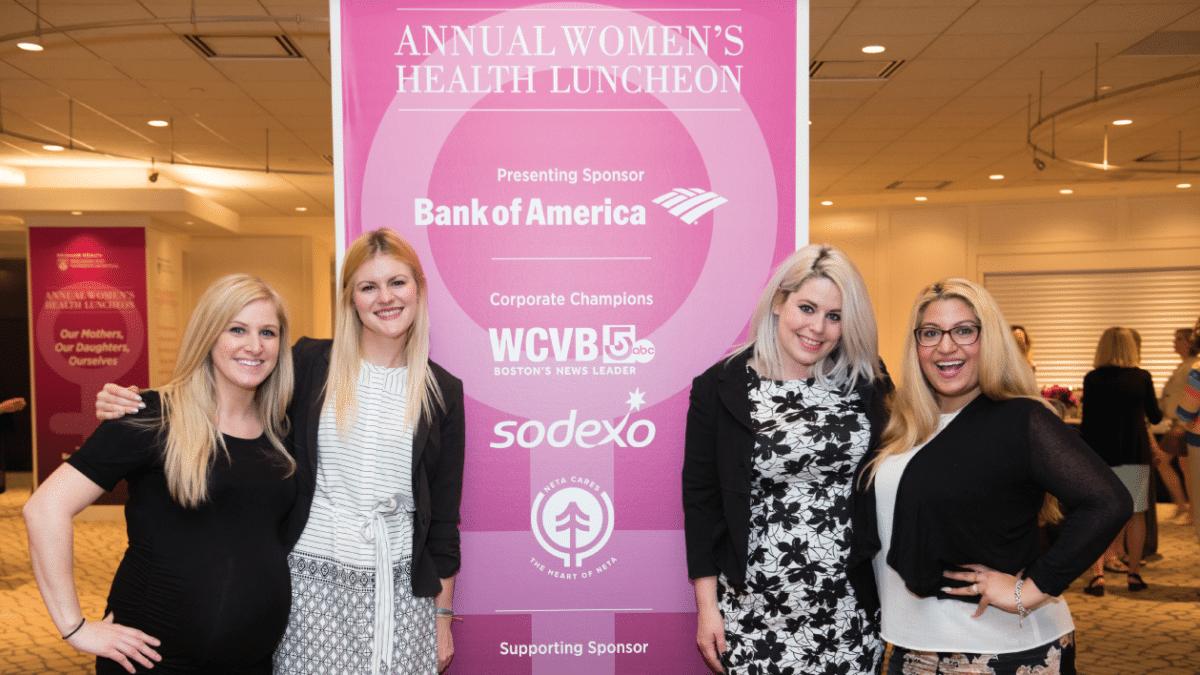 Brigham Health – Annual Women's Health Luncheon