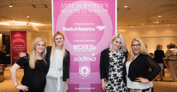 Bridget Ross Womens Health Luncheon