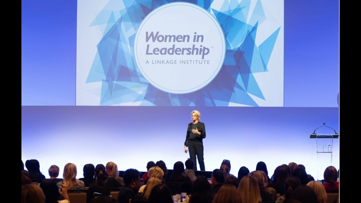 Linkage Institute Women in Leadership Conference 2019